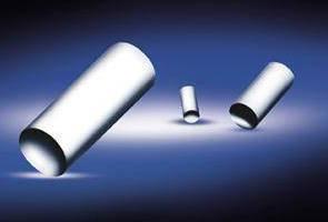 Gradient Index Rod Lenses feature plane optical surfaces.