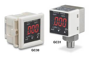 Miniature Digital Pressure Sensors are RoHS and CE compliant.