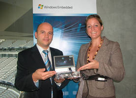 Premiere: Kontron Presents First Embedded Computer Platforms with Microsoft Windows Embedded CE 6.0 R3 Support