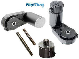 Hollow Shaft Gearmotors are available in 46 different models.