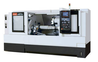 Two-Axis Lathes feature MAZATROL SMART control.