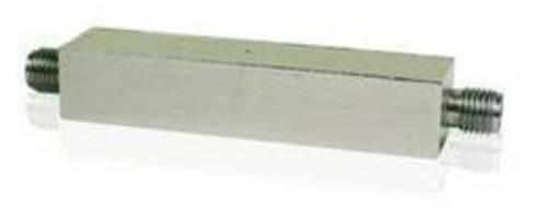 Bandpass Filters are designed for Iridium telephony band.