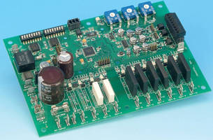 Process Controller handles up to 10 heaters/cooling devices.
