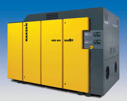 Compressor is available from 500-650 hp.