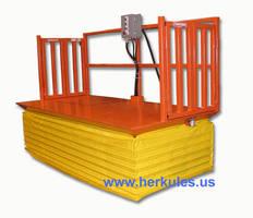 Herkules' Operator Scissor Lift Positioner Systems