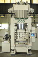 Greenerd Builds and Delivers Three Large, Unique Hydraulic Presses