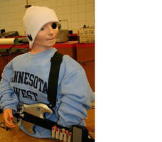 Engineering Student Develops Robot Using Banner Vision Sensor to Play Guitar Hero® with High Accuracy