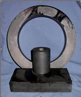 Machineable, Resin Impregnated, Carbon-Graphite Blanks for Mechanical Seals and Bearings