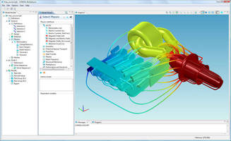 Beta Edition of COMSOL Multiphysics Version 4.0 Released at Fifth Annual COMSOL Conference