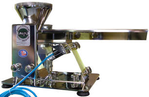 MPI Ships Sanitary-Design Vibratory Feeder Hopper