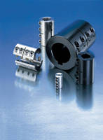 Miniature Rigid Couplings have bore sizes as small as 3 mm.
