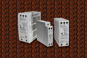 Compact Power Supplies deliver 10-240 W of power.
