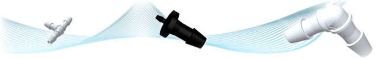 Tube Fittings aids in fluid handling applications.