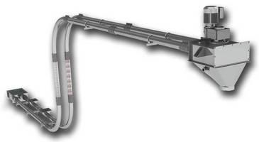 Tubular Drag Conveyor combines both chain/disc technology.