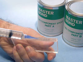 Epoxy Adhesive has linear shrinkage of 0.0003 in./in.