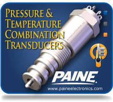 Pressure/Temperature Transducer is customizable.