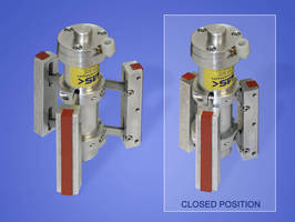 Internal Diameter Gripper manipulates breakable/heavy parts.