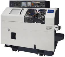 Turning Center machines medium to high volume small parts.