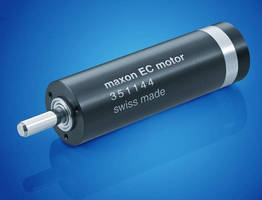 Brushless High Speed DC Motor delivers 250 W output power.