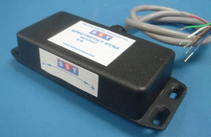 SPECTROTILT(TM)-Dyna = Single Axis Dynamic Electronic Inclinometer