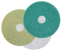 Floor Polishing Pads contains microscopic diamonds.