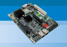 Single Board Computer uses Intel N270 1.6GHz processor.
