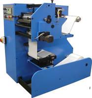 Flexographic Web Printer facilitates on-demand printing.