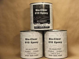 Clear Epoxy Encapsulant has pourable formulation.