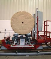 Shuttle Car for Handling Paper Rolls