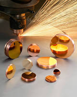 Laser Turning Mirrors Standard and Cooled for Cutting Steel