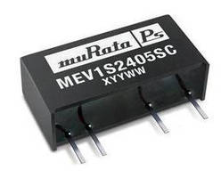 MEV1 Series Expands with the Introduction of 15V, 24V and 48V Input Versions