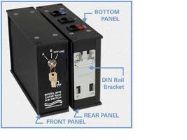 Secure Disconnect Switch suits process control systems.
