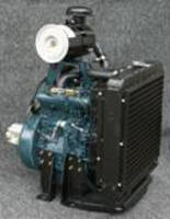 Hydraulic Power Packs are offered in 10-80 hp sizes.