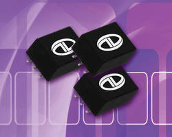 UL60950-1 Recognized Surface Mount Transformer Delivers Superior Telecom Performance