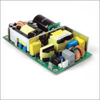 Medical Power Supply features high power density of 19 W/in³.