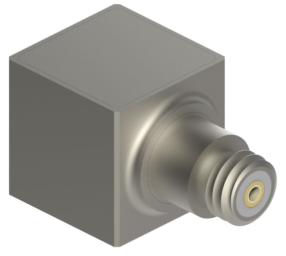 Cubic Accelerometers suit modal analysis applications.