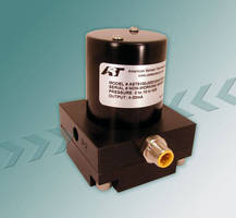 Differential Pressure Sensor measures wet media and low pressures.