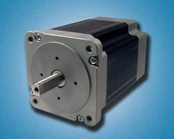 MAE® Size 34 (Model HS 200) High-Performance Hybrid Stepper Motors Exhibit Superior Torque Characteristics for Industrial Applications
