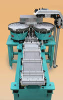 Flexible, Multi-Lane Feeder Offers Gentle Handling and High-Output Efficiency in a Compact, Space-Saving Design