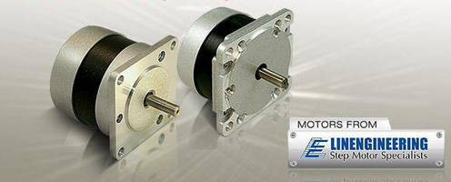 Brushless DC Motors produce up to 190 oz-in. of peak torque.