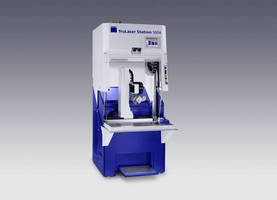 TRUMPF Demonstrates High Performance at MD&M West 2010