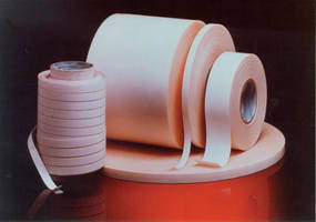 Translucent Acrylic Tape provides uniform high-bond.