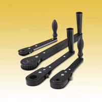 Ratcheting Crank Handles are designed for machine control.