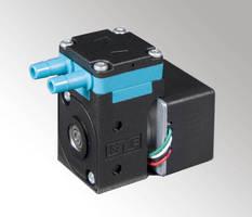Compact Diaphragm Pump suits liquid transfer applications.