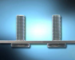 High Tensile Strength Studs are made of carbon alloy steel.
