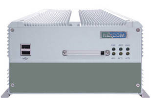 Fanless Computer is designed for high speed image processing.