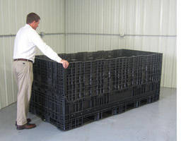 Universal Package Systems Expanding Possibilities with Custom Dimension, Cut and Welded Bulk Containers