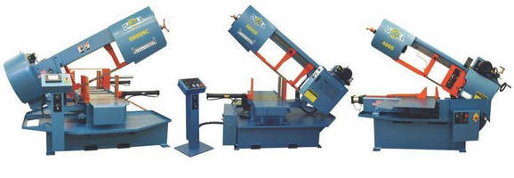 DoALL Sawing Products Introduces New StructurALL Family of Band Saws