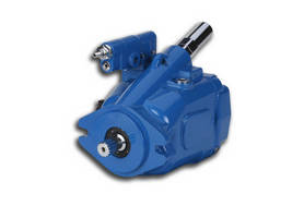 Eaton's 420 Series Piston Pumps with Hydro-Mechanical Torque Control Help Compact Equipment Users Meet Emissions, Fuel Economy Standards