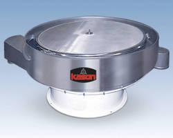 Circular Vibratory Screener features 360° discharge.